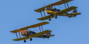 Tiger Moth Formation Experience