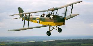 Tiger Moth Flying Lessons