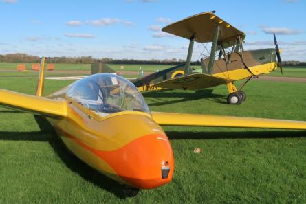 Fly & Glide - The Bicester Aviation Adventure