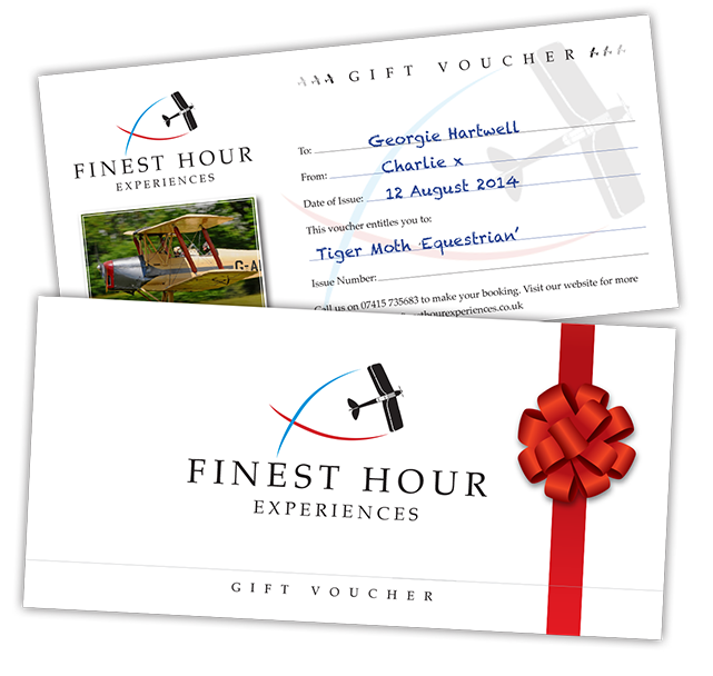 Flight Gift Vouchers